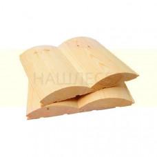 Блок хаус, сорт AB 28x135x6000 (шт.)