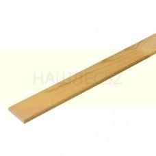 Деревянный нащельник, сорт с сучком, 40x3000 (шт.)