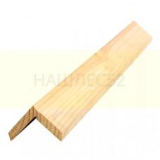 Деревянный уголок, сорт без сучка, 30x30x3000 (шт.)
