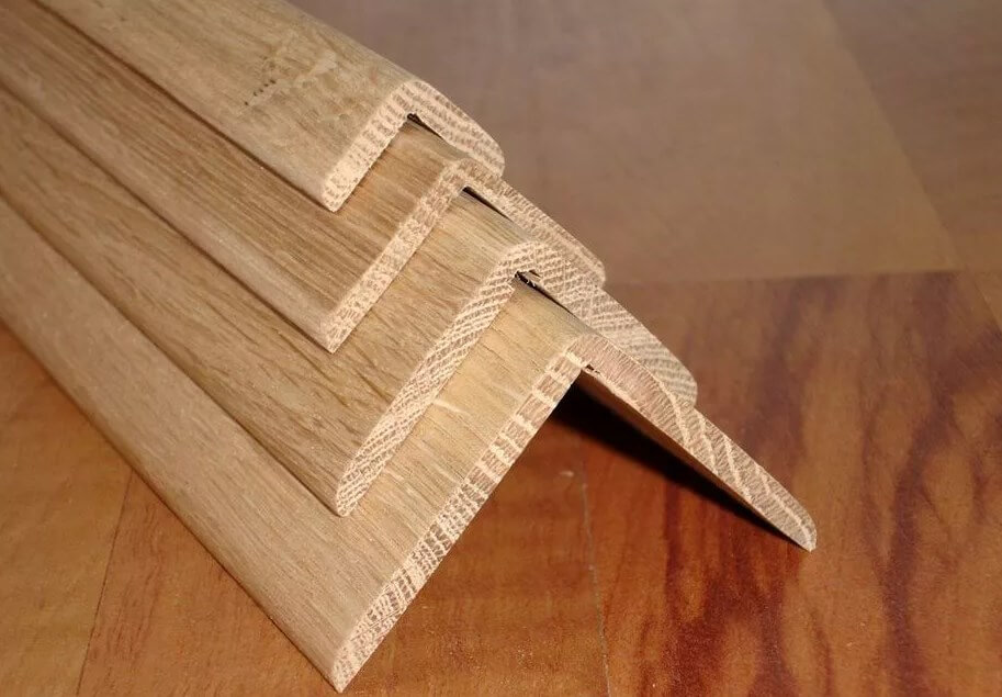 Купить деревянные уголки