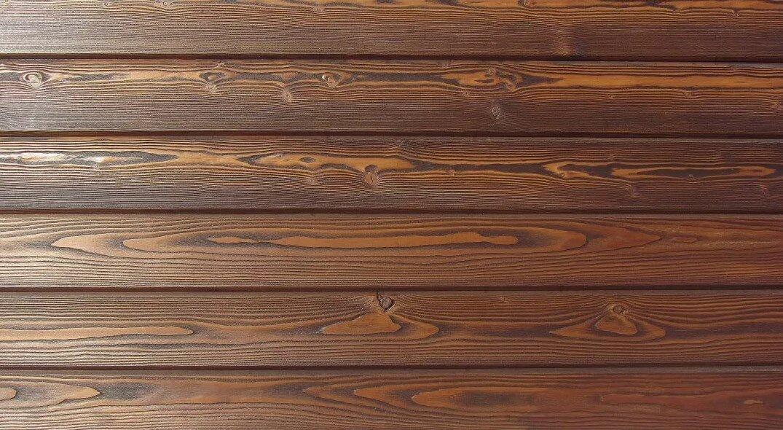 Отделка стен имитацией бруса